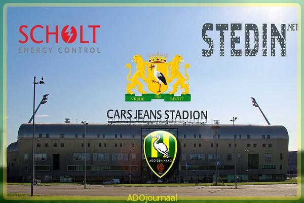 Ado den haag verduurzaamt stadion met energieopslag ado for Scholt energy