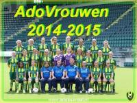 Bekijk het album AdoVrouwen BeNe League 2014-2015